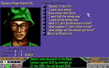Frontier Elite 2 Amiga (541)