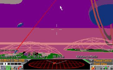 Frontier Elite 2 Amiga (551)