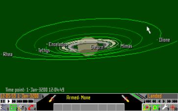Frontier Elite 2 Amiga (568)