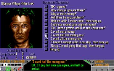 Frontier Elite 2 Amiga (741)