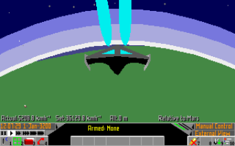 Frontier Elite 2 Amiga (756)