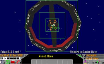 Frontier Elite 2 Amiga (776)
