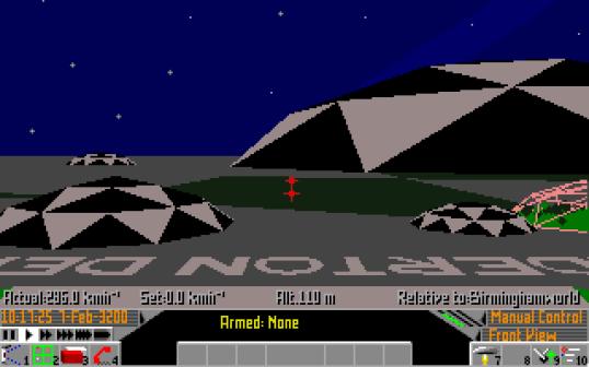 Frontier Elite 2 Amiga (794)