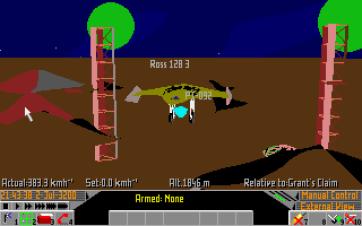 Frontier Elite 2 Amiga (902)