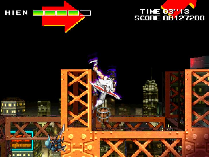 Strider Hiryu 2 PS1 (213)