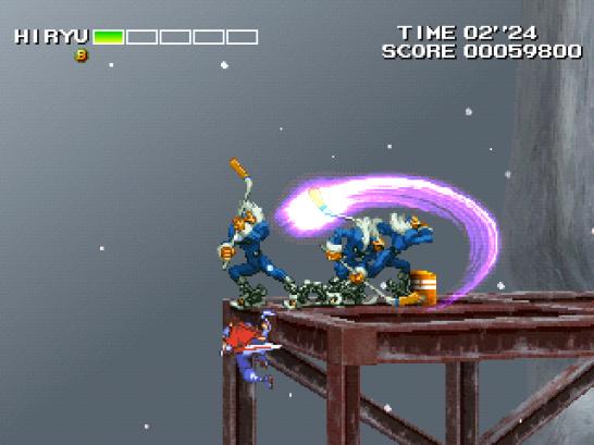 Strider Hiryu 2 PS1 (431)