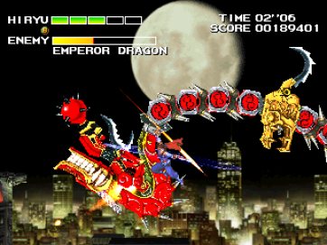 Strider Hiryu 2 PS1 (65)
