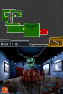 Biohazard DS Rebirth Mode (104)