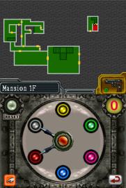 Biohazard DS Rebirth Mode (130)