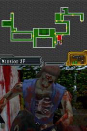 Biohazard DS Rebirth Mode (135)