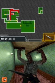 Biohazard DS Rebirth Mode (191)