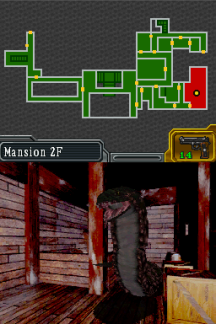 Biohazard DS Rebirth Mode (232)