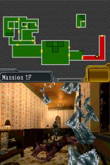 Biohazard DS Rebirth Mode (266)