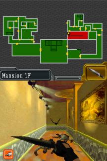 Biohazard DS Rebirth Mode (275)