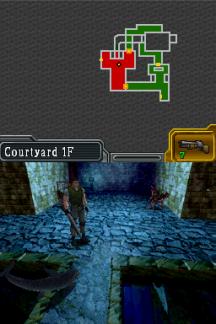 Biohazard DS Rebirth Mode (306)