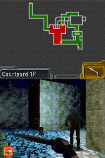 Biohazard DS Rebirth Mode (430)
