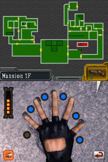 Biohazard DS Rebirth Mode (494)