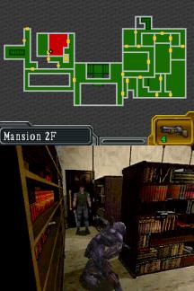 Biohazard DS Rebirth Mode (537)