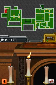 Biohazard DS Rebirth Mode (572)