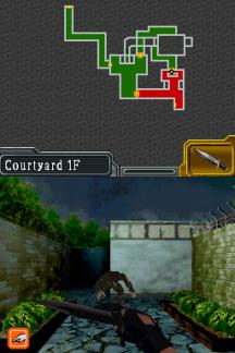 Biohazard DS Rebirth Mode (648)