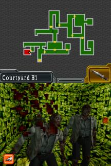 Biohazard DS Rebirth Mode (714)