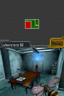 Biohazard DS Rebirth Mode (758)