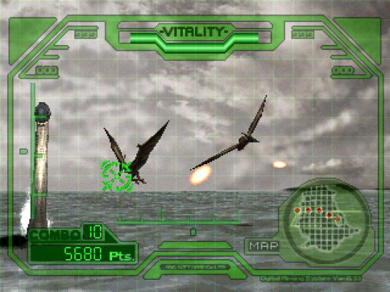 Dino Crisis 2 (1074)