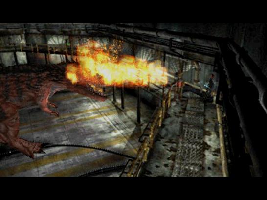Dino Crisis 2 (2184)