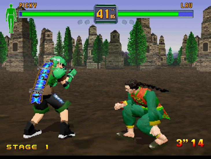 Fighters Megamix (3)