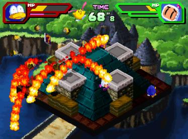 Saturn Bomberman Fight (3)