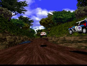 Sega Rally (2)