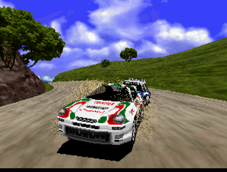 Sega Rally (3)