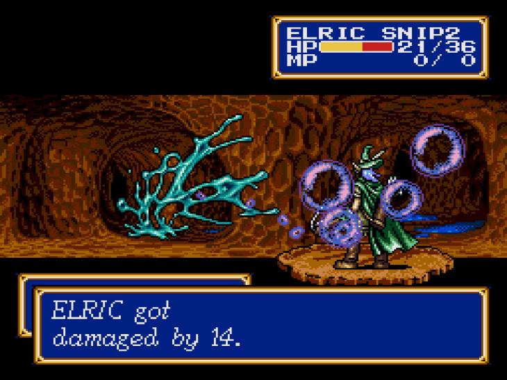 Shining Force 2 (1383)
