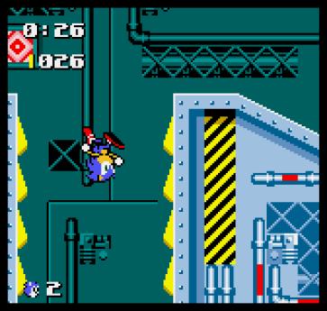 Sonic Pocket Adventure (280)