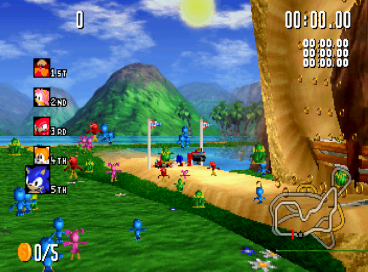 Sonic R (2)