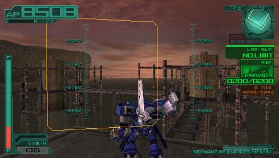 Armored Core 3 Portable (226)
