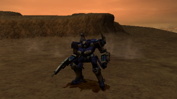 Armored Core 3 Portable (244)