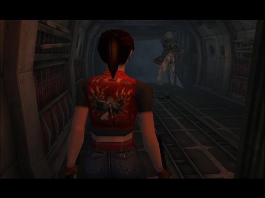 Biohazard Code Veronica DC (2086)