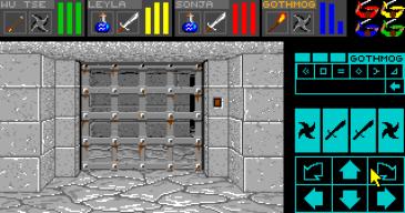 Dungeon Master Amiga (110)