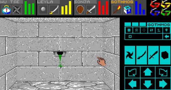 Dungeon Master Amiga (207)