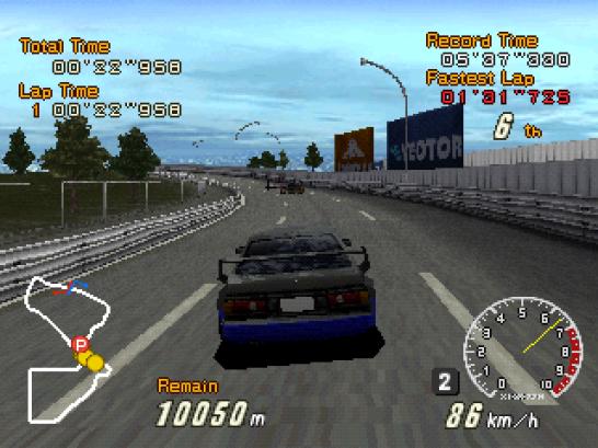 Racing Lagoon (4079)