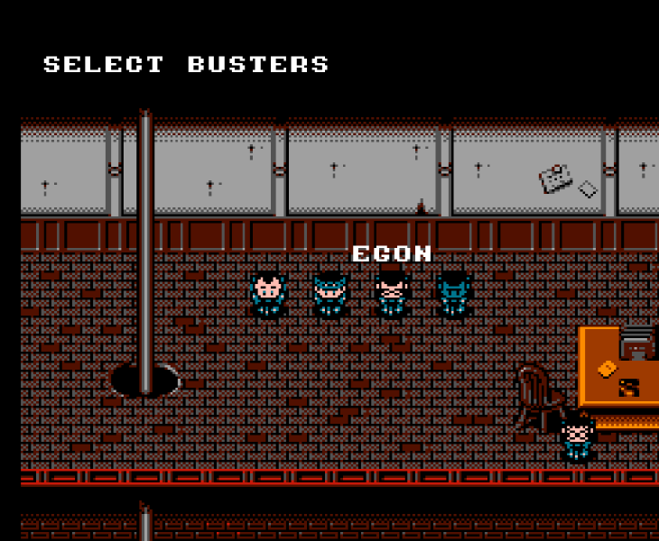 Ghostbusters 2 NES (1)
