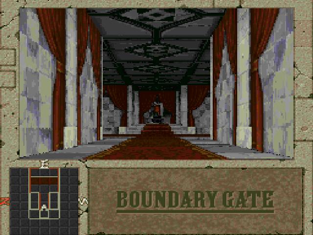 Boundary Gate PCFX (2542)