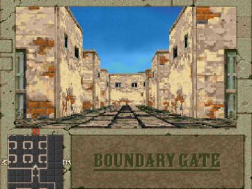 Boundary Gate PCFX (817)