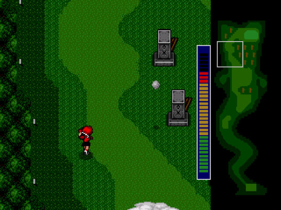 Battle Golfer Yui (295)