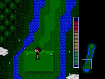 Battle Golfer Yui (321)