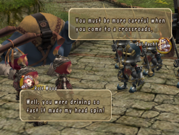 Final Fantasy Crystal Chronicles GC (2247)