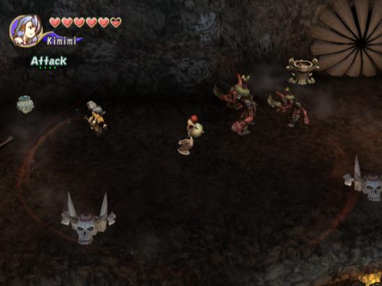Final Fantasy Crystal Chronicles GC (949)