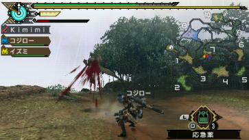 Monster Hunter Portable 3rd PSP (272)