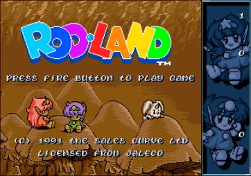 Rod Land Amiga (2)